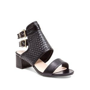 020bb5f80f9a French Blu Black Annie Sandal